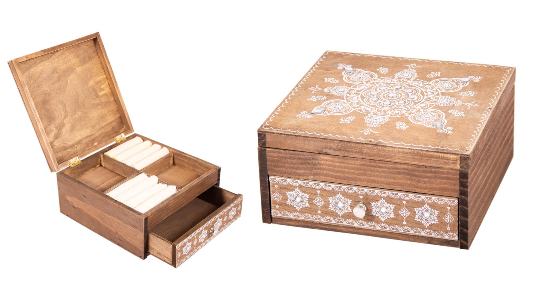 Декор шкатулки: лучшие варианты оформления шкатулок для подарка (85 фото)