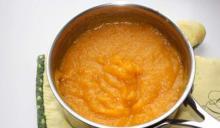 Рецепты приготовления абрикосового пюре на зиму с сахаром и без, с добавлением яблок