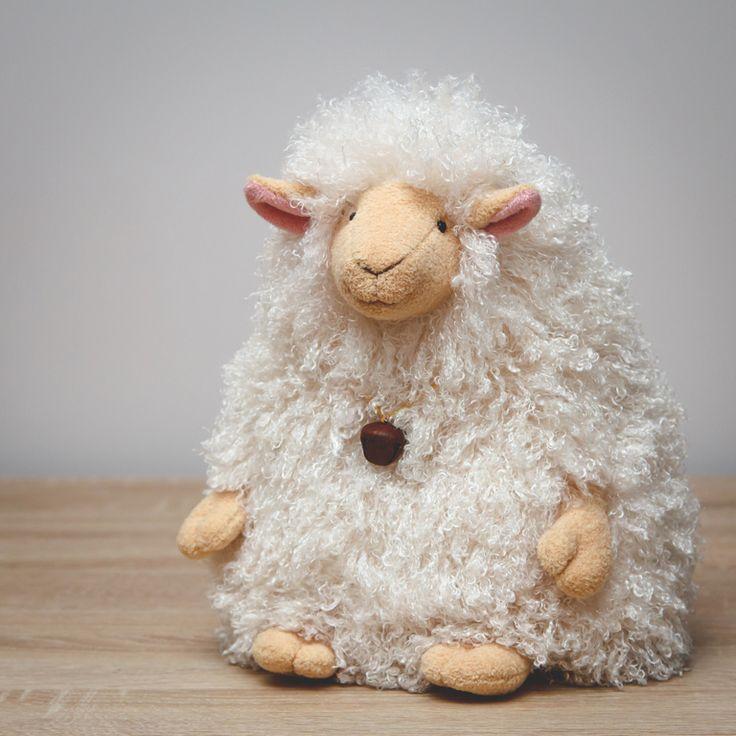 Мастер-класс: овечка своими руками