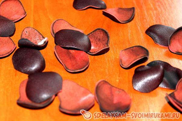 Украшения из меха норки своими руками. мк по отделке края изделия мехом. пошаговый алгоритм как сделать бусы из норки