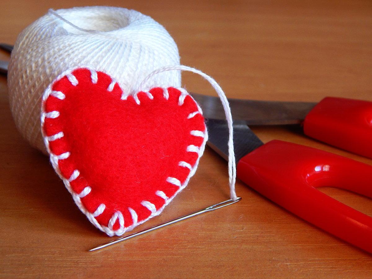 Сердечки и валентинки своими руками: 3 идеи на 14 февраля