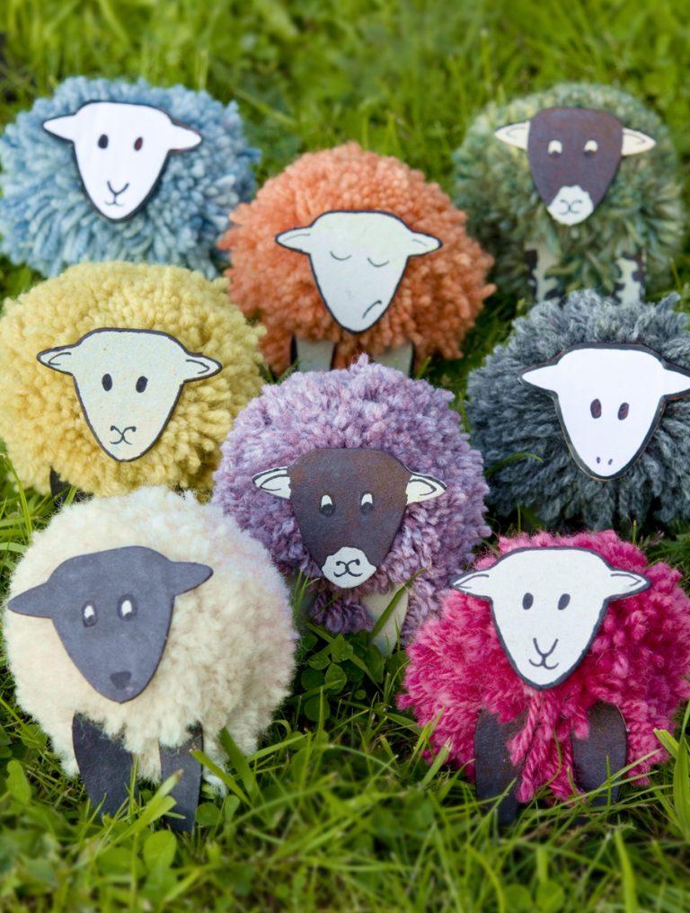 Как сделать овцу своими руками? овца своими руками: мастер-классы с пошаговыми фото. красивая новогодняя поделка овечка, созданная своими руками, будет прекрасным подарком или дополнением к подарку дл