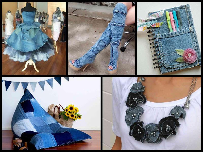 Что можно сделать из старых джинсов в 2020/2021: лайфхаки с фото идеями креативных поделок