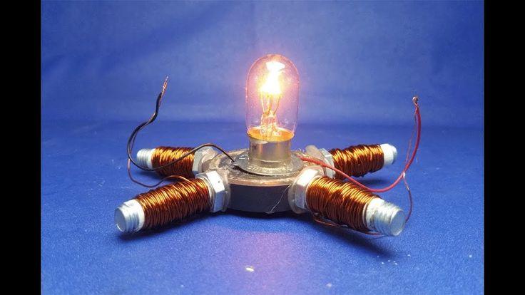 ᐉ бесплатная энергия у вас дома - своими руками -