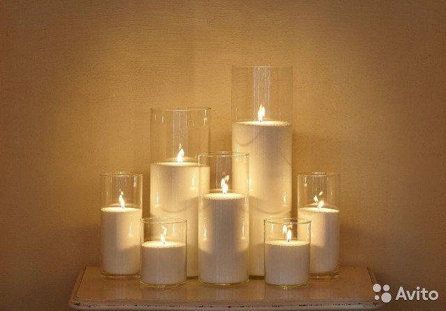 Парафиновые свечи: состав, описание, отличие от восковых