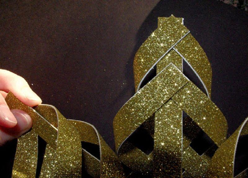Звезда своими руками из бумаги: объемная схемы и шаблоны оригами, звезда к 9 мая и 23 февраля из георгиевской ленты, делаем вифлеемскую звезду | жл