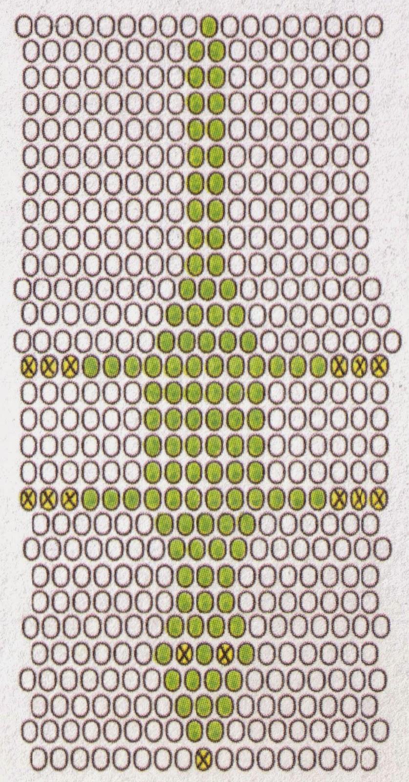 Крокодил из бисера: два варианта поделки для детей