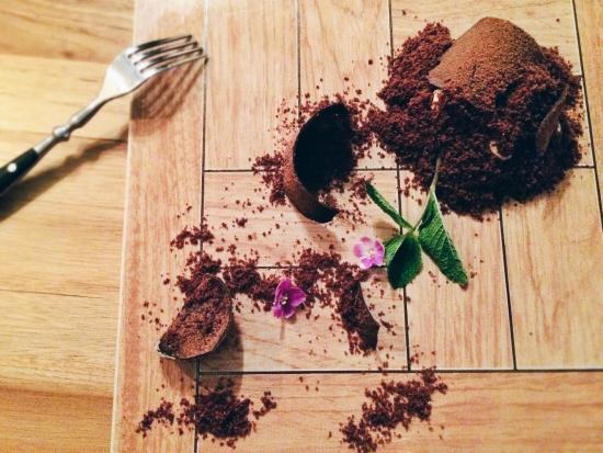 """Пирожное """"любимый мамин цветок"""" – кулинарный рецепт"""