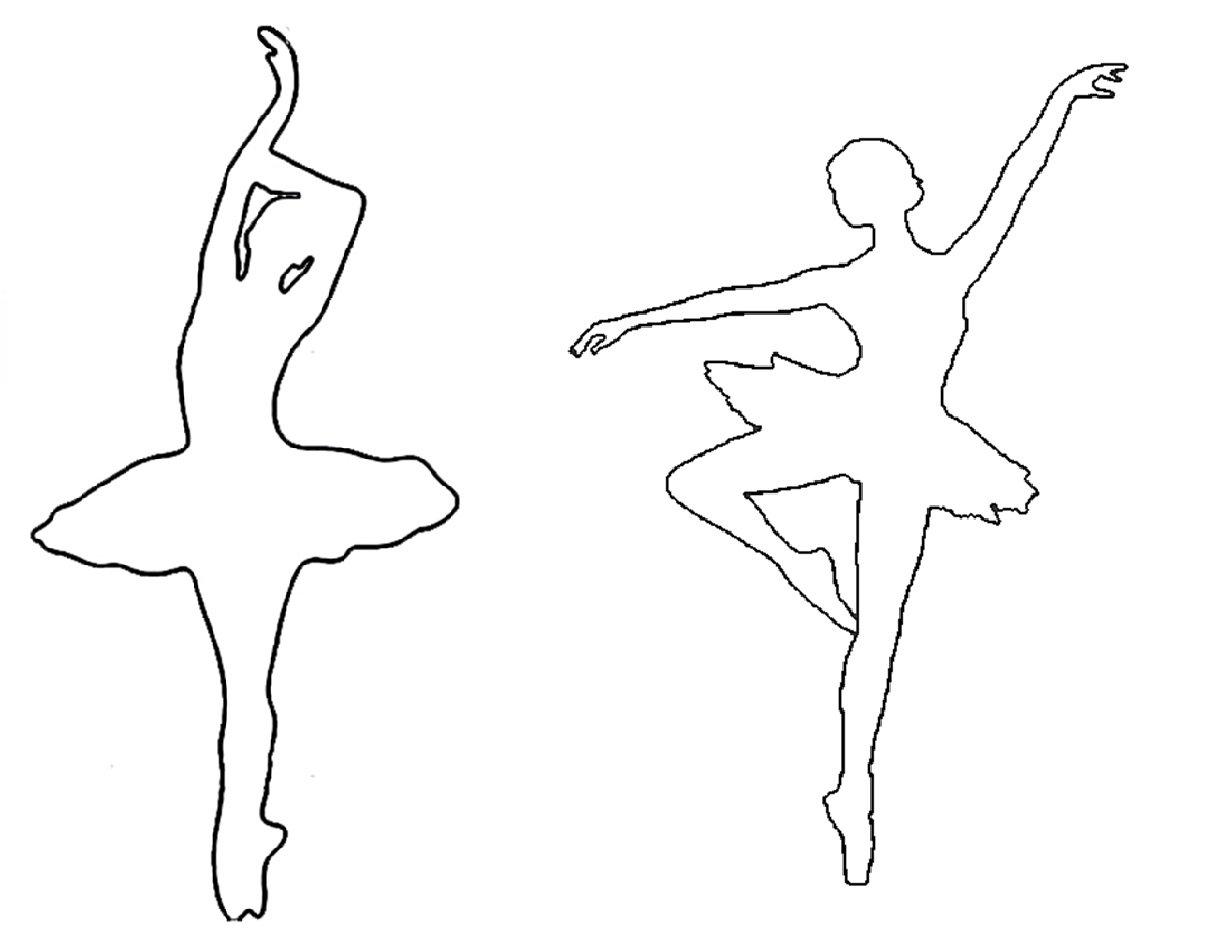 Балерины из бумаги ? как сделать, снежинки, шаблоны, распечатать, для вырезания, из салфеток, вытынанки, открытка, силуэт, фото, видео