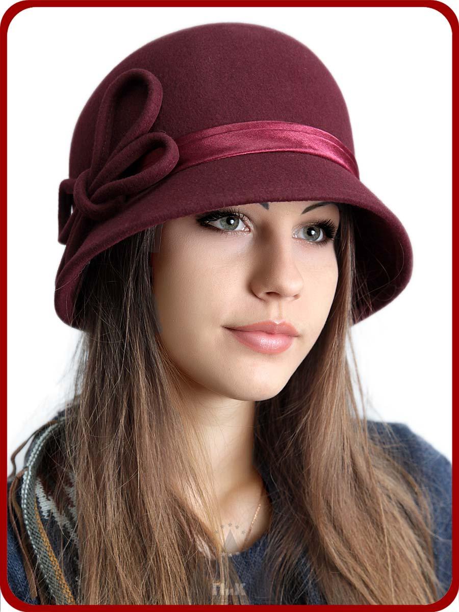 Шляпа из фетра своими руками