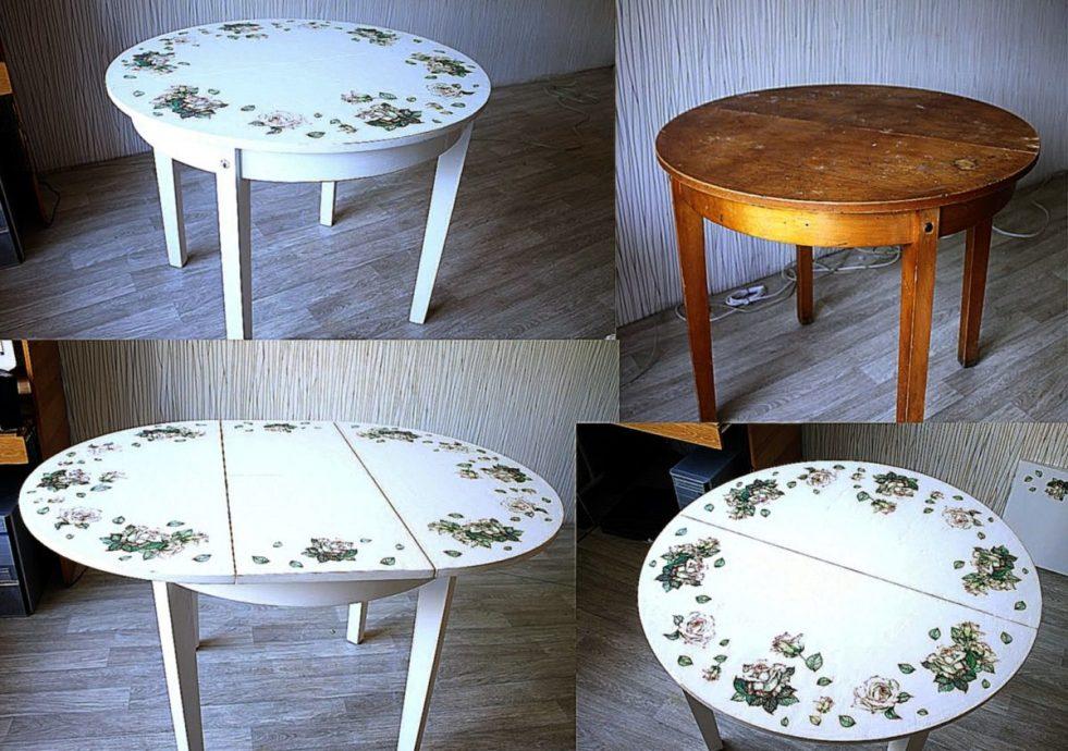 Реставрация стола из дерева в москве, цены, фото до и после
