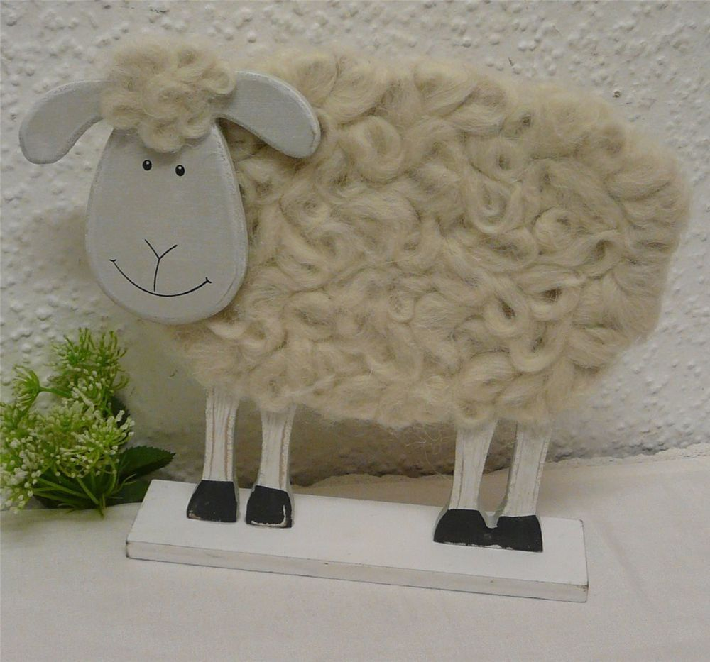 Как слепить овечку из глины или мастики, мастер класс, фото