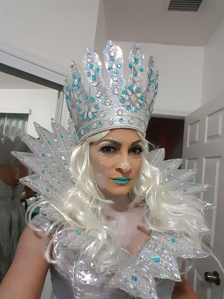 Снежная королева корона сделать. корона для снежной королевы своими руками: мастер-класс с фото - твой косметолог