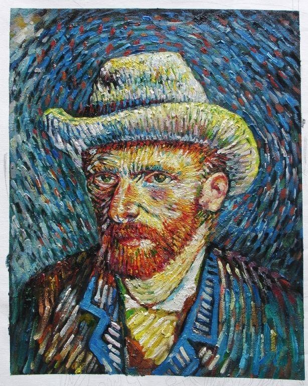 Винсент ван гог — биография ван гога, лучшие картины, периоды и суть творчества живописца, автопортрет. вклад винсента ван гога в развитие мирового изобразительного искусства xix века