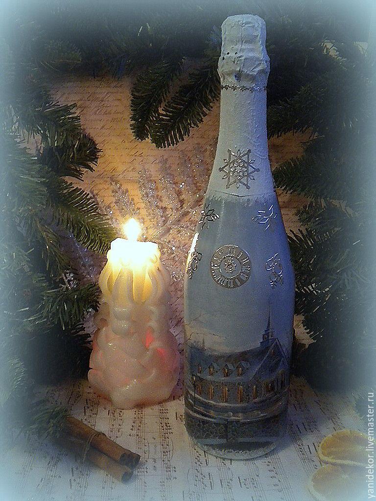 Декупаж бутылки шампанского: свадебные своими руками, пошаговое фото, технику как сделать, мк как украсить свадебный декупаж бутылки шампанского: 5 идей для воплощения – дизайн интерьера и ремонт квартиры своими руками