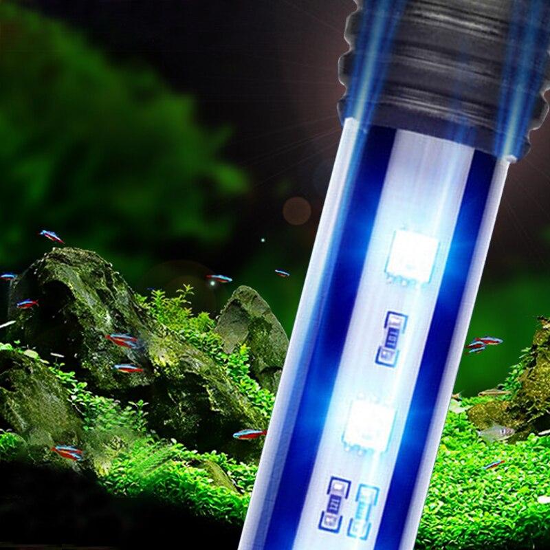 Освещение аквариума своими руками: подбор ламп и расчет мощности