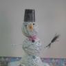Снежные балерины из бумаги шаблоны. шаблоны для вырезания снежинки-балеринки