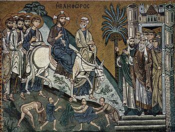 Иеромонах роман. «вход господень в иерусалим…»