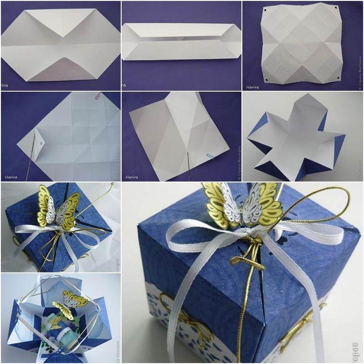 Как упаковать подарок в бумагу - лучший мастер-класс как оригинально упаковать подарок. интересные решения оформления своими руками + фото-обзоры