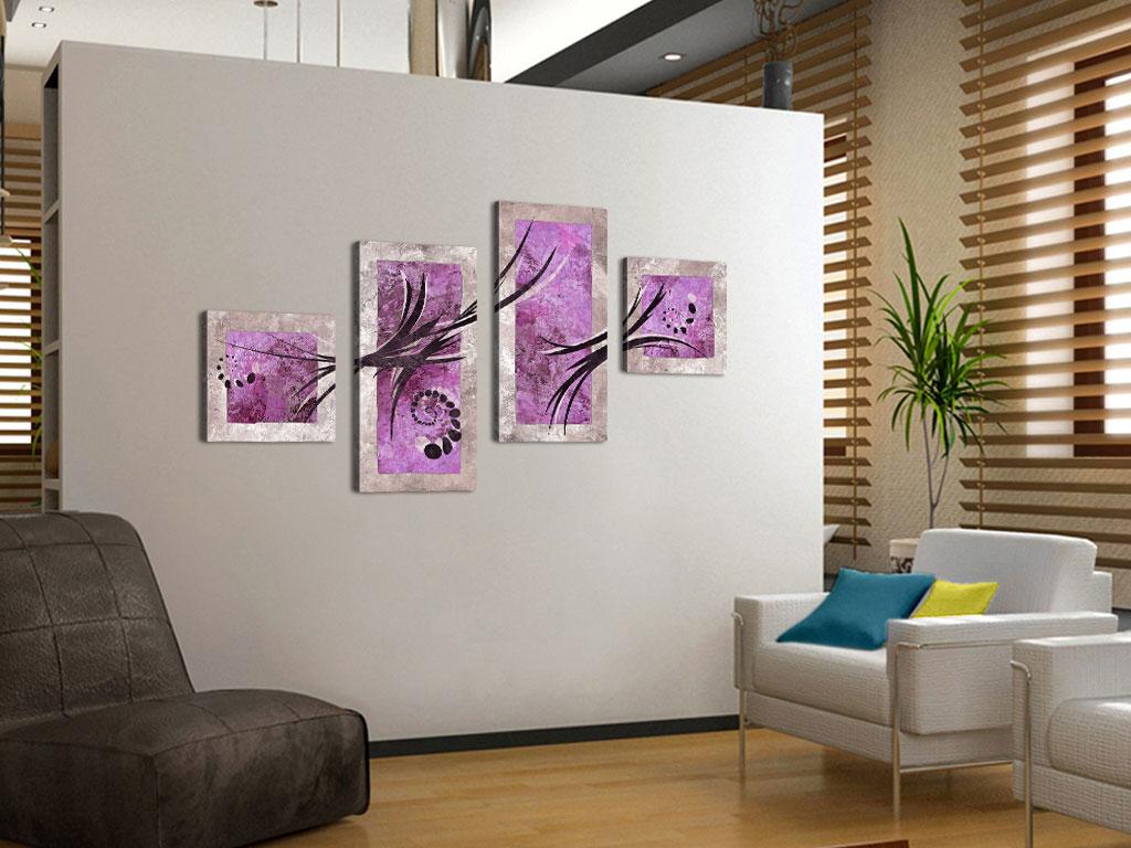 Картины из нескольких частей на стену: самые интересные варианты