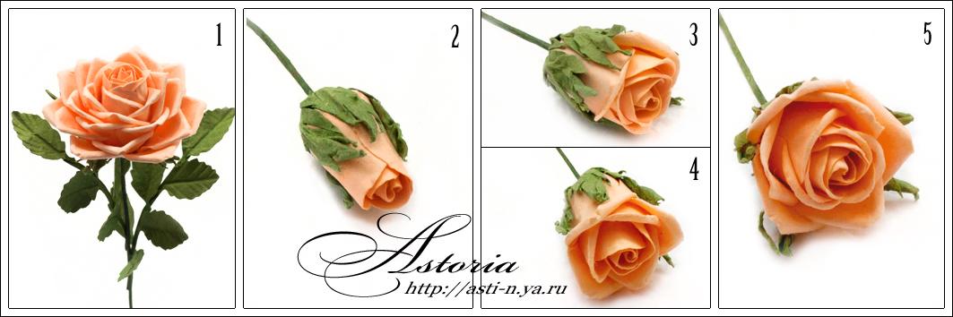 9 способов как сделать розу из бумаги своими руками +75 фото