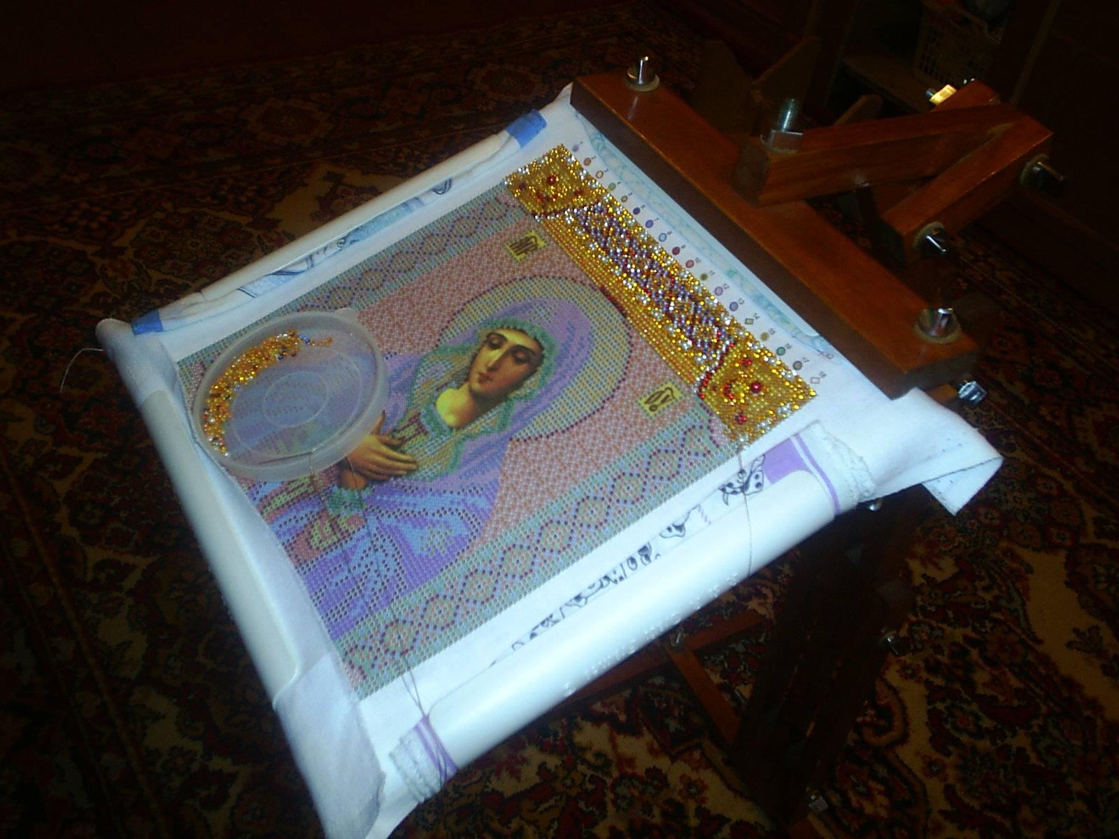 Как сделать паспарту на вышивку своими руками: пошаговое изготовление