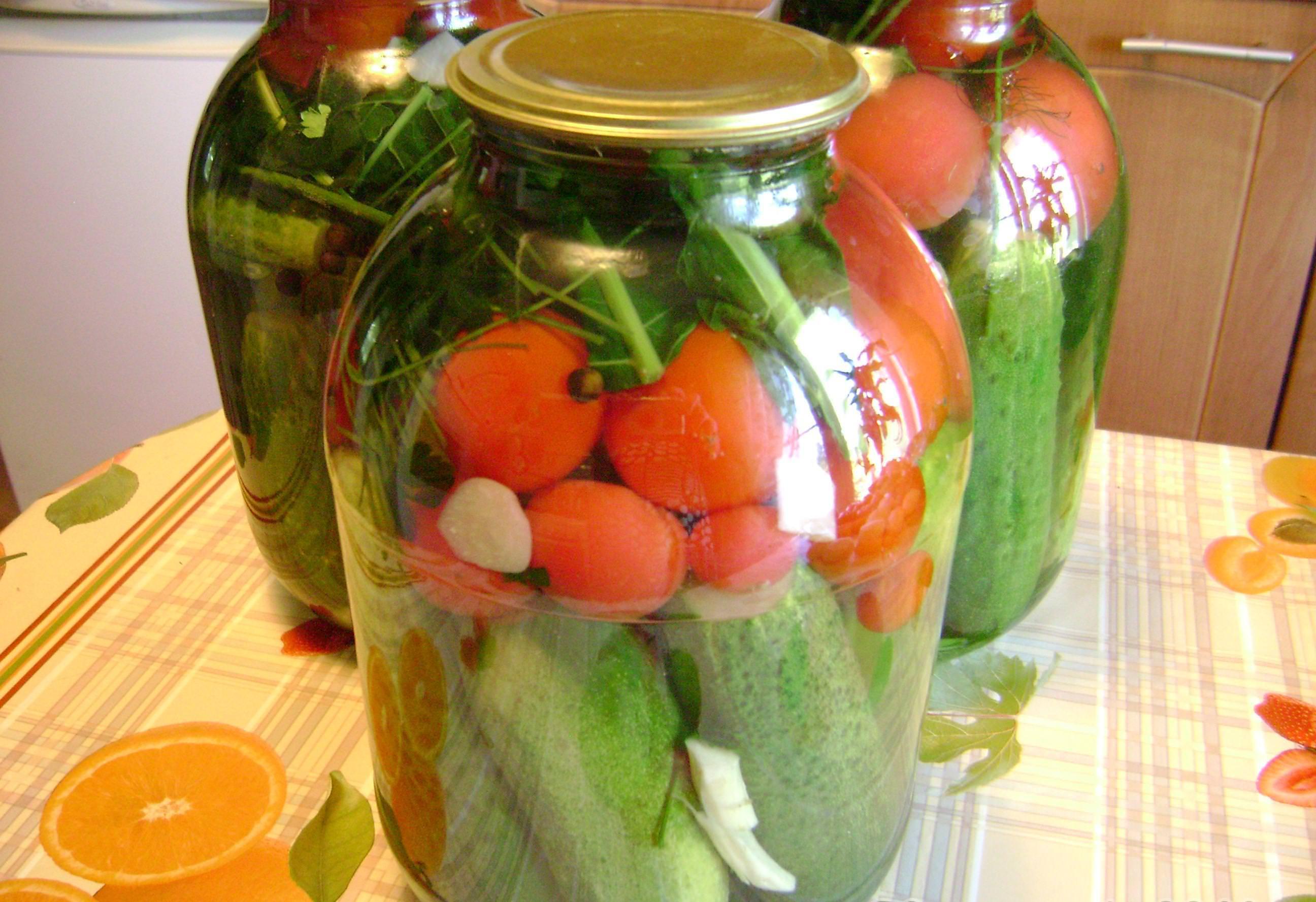 Огурцы в томатном соусе на зиму: обалденный рецепт без стерилизации