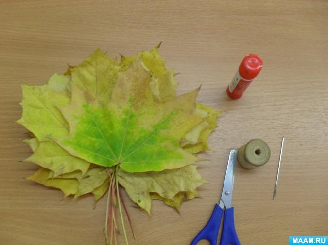 Поделка осенний букет своими руками из природного материала - 75 фото идей