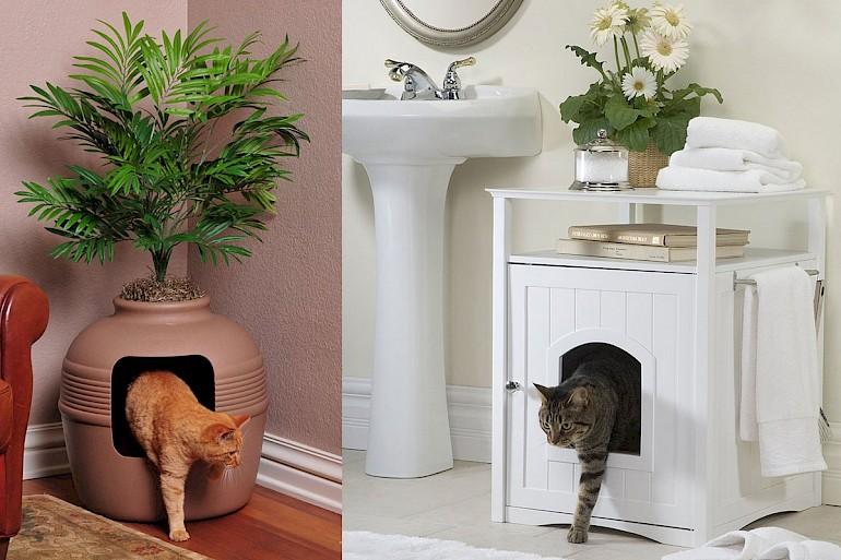 15 уютных домиков для кошки своими руками - лайфхакер