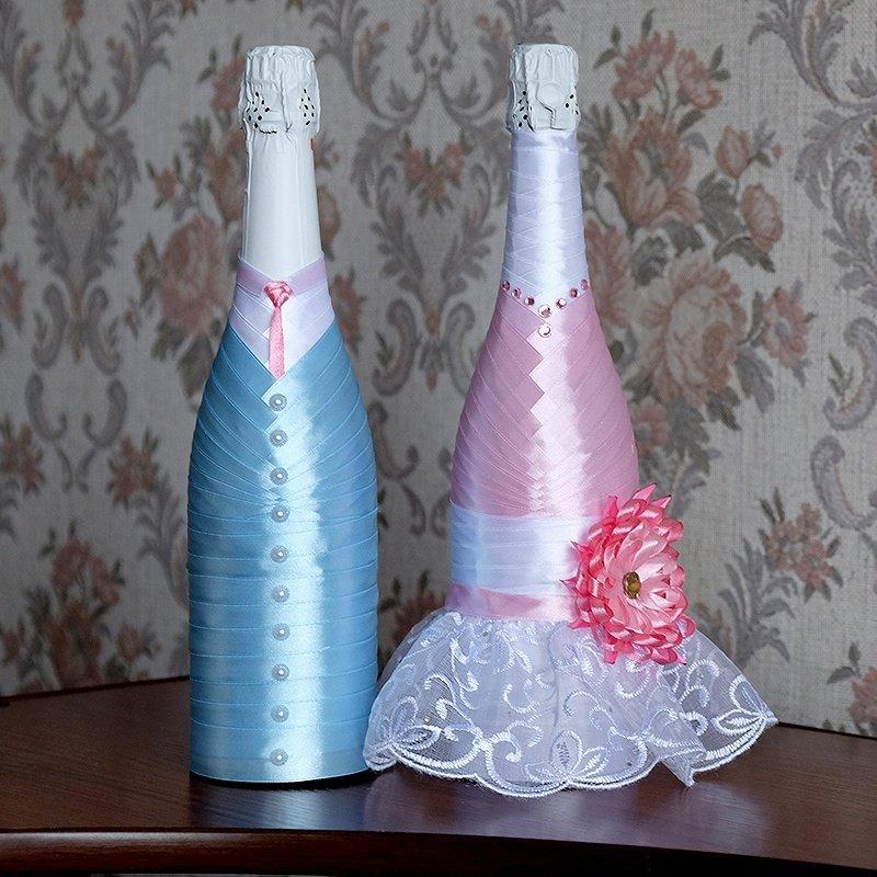 Свадебное шампанское «Жених»