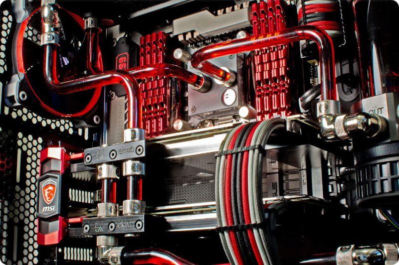 Система жидкостного охлаждения компьютера: что это и как работает