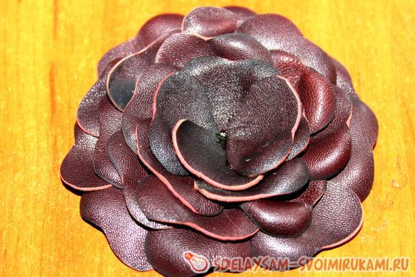 Как сшить резинку для волос из норки. резинка - цветок из кожи и меха. мк: как сшить красивую резинку для волос из меха