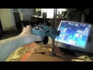 Как сделать цифровой микроскоп из веб камеры - своими руками