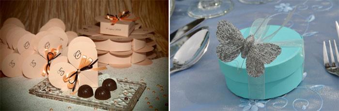 Бонбоньерки на свадьбу: для чего нужны, что положить для гостей, как сделать своими руками