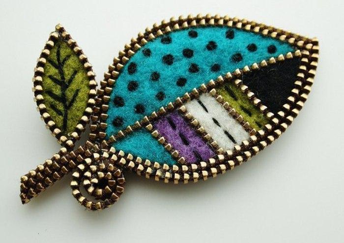 Как создать уникальное украшение: брошь из бисера на фетре своими руками по схемам и шаблонам