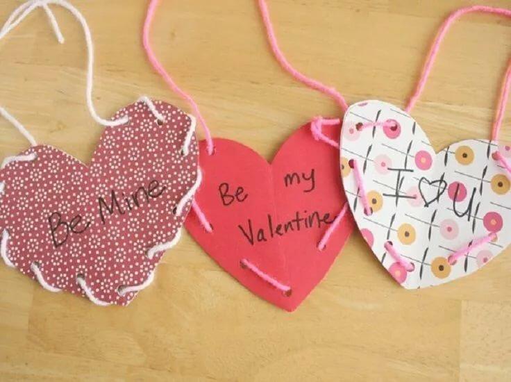 Съедобные валентинки, или что приготовить любимому человеку