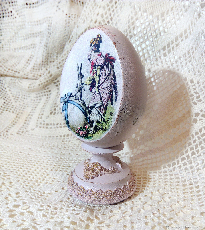 Декорирование пасхального яйца в технике папье-маше и декупаж. мастер-класс с пошаговыми фото