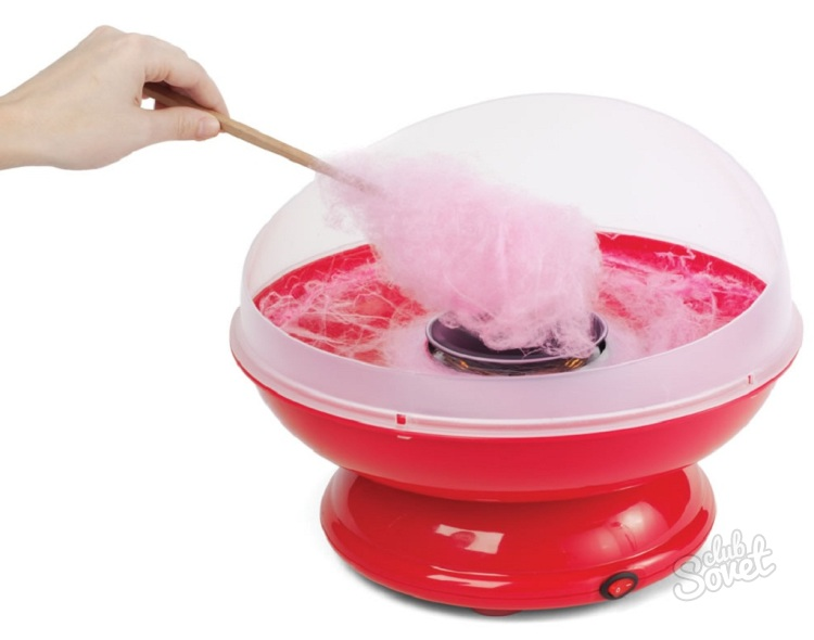 Как сделать сладкую вату без аппарата в домашних условиях