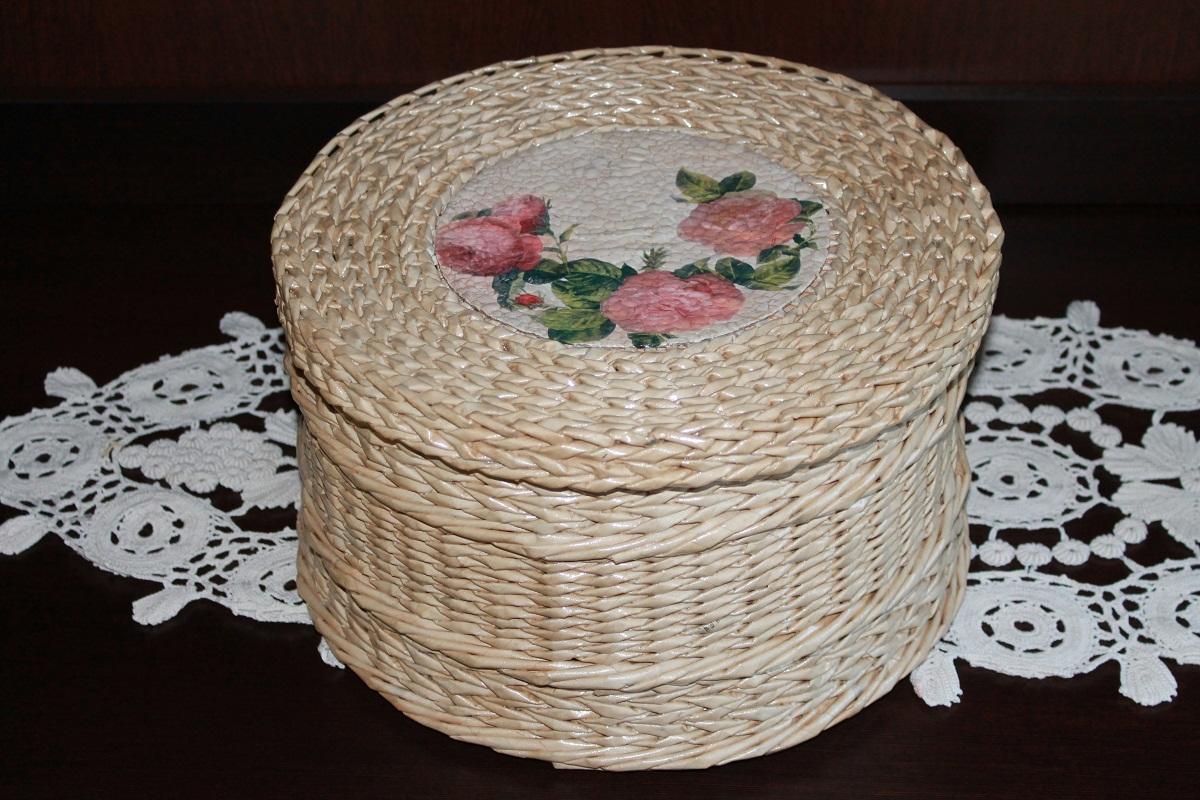 Поделка изделие плетение плетение шкатулки бумага газетная кожа коробки поролон