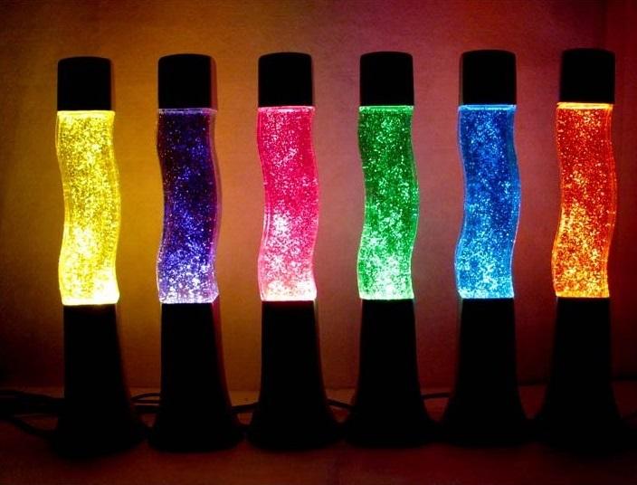 Выбираем лава-лампу