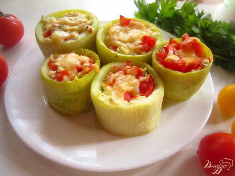 Фаршированные кабачки – кулинарный рецепт
