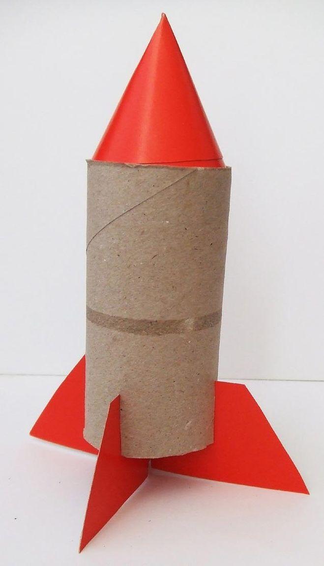 Простая ракета