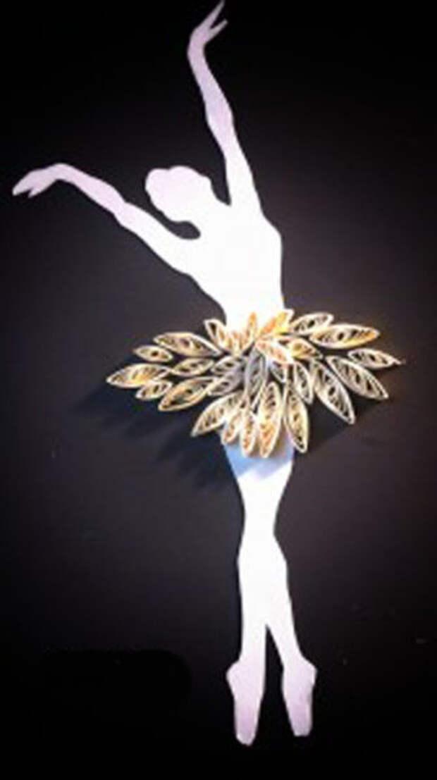 Балерины своими руками из бумаги и салфеток: пошаговая инструкция с фото