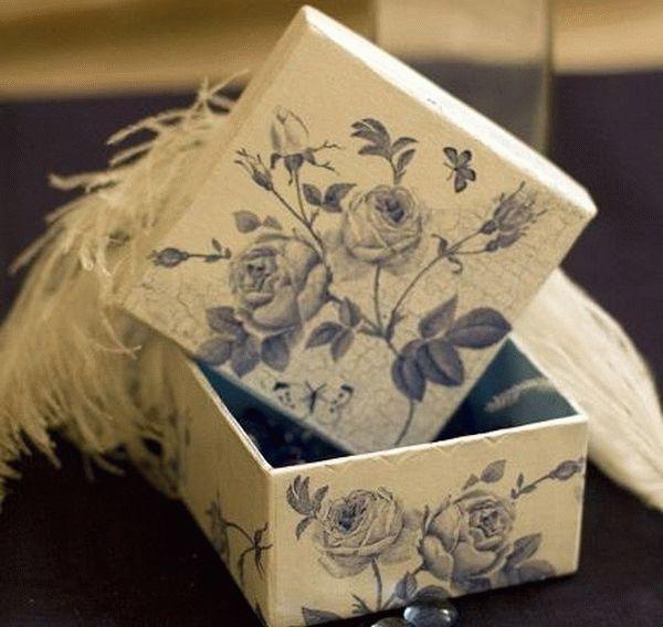 Круглая коробка своими руками – оригинальная упаковка