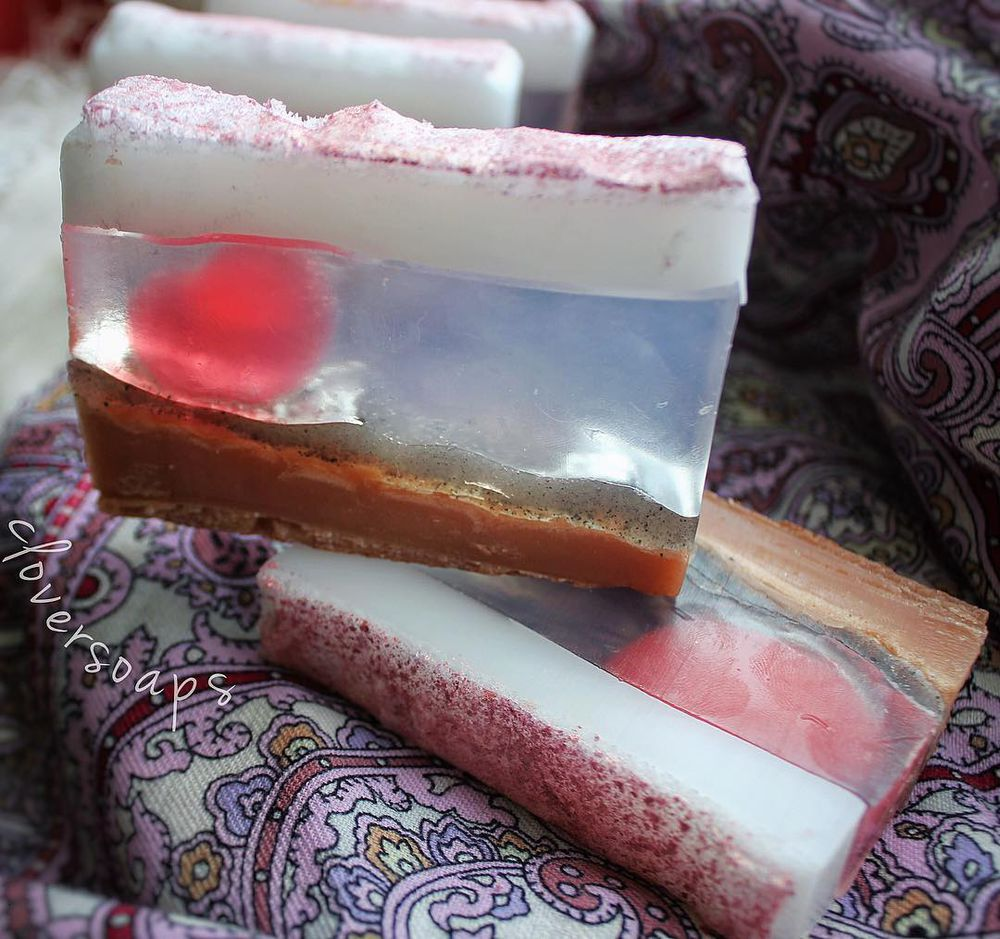 Как сделать двухцветное мыло ручной работы, мастер класс с фото, пошагово – блог о рукоделии и моде
