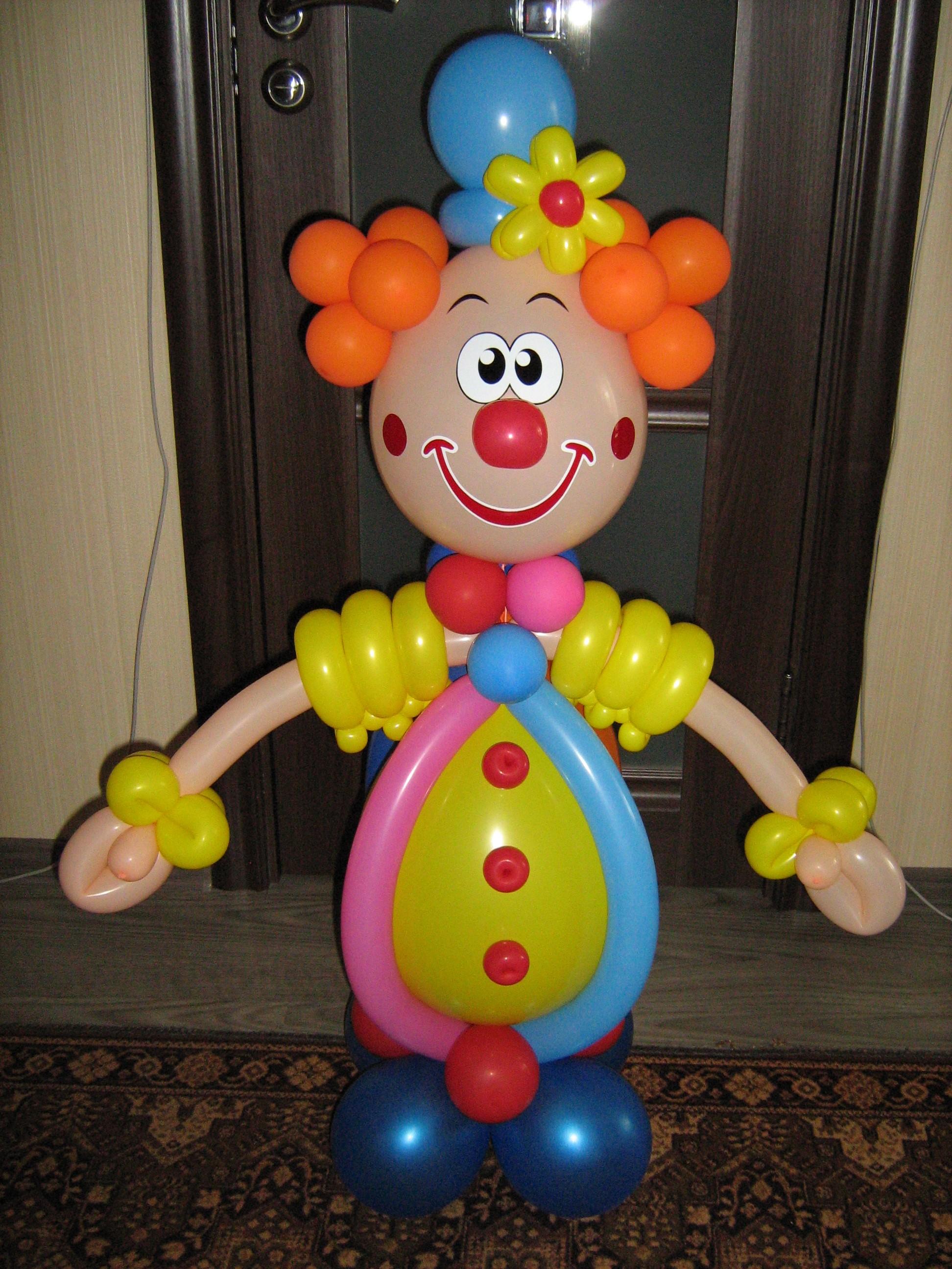 Мастер-класс. игрушки из воздушных шариков