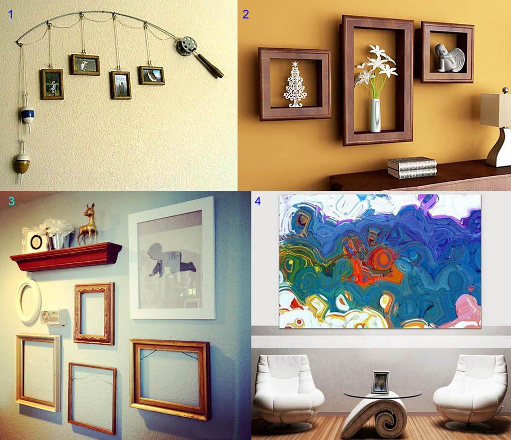 Панно на стену — идеи декора и варианты создания украшения своими руками (110 фото + видео)