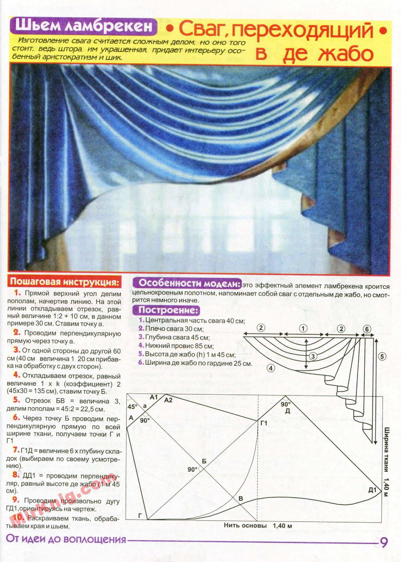 Как правильно подшить тюль своими руками
