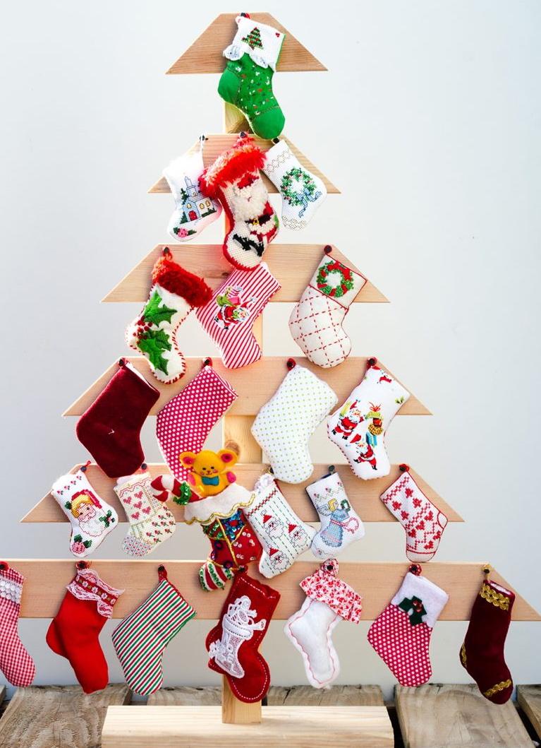 Адвент-календарь | рождественский календарь | идеи