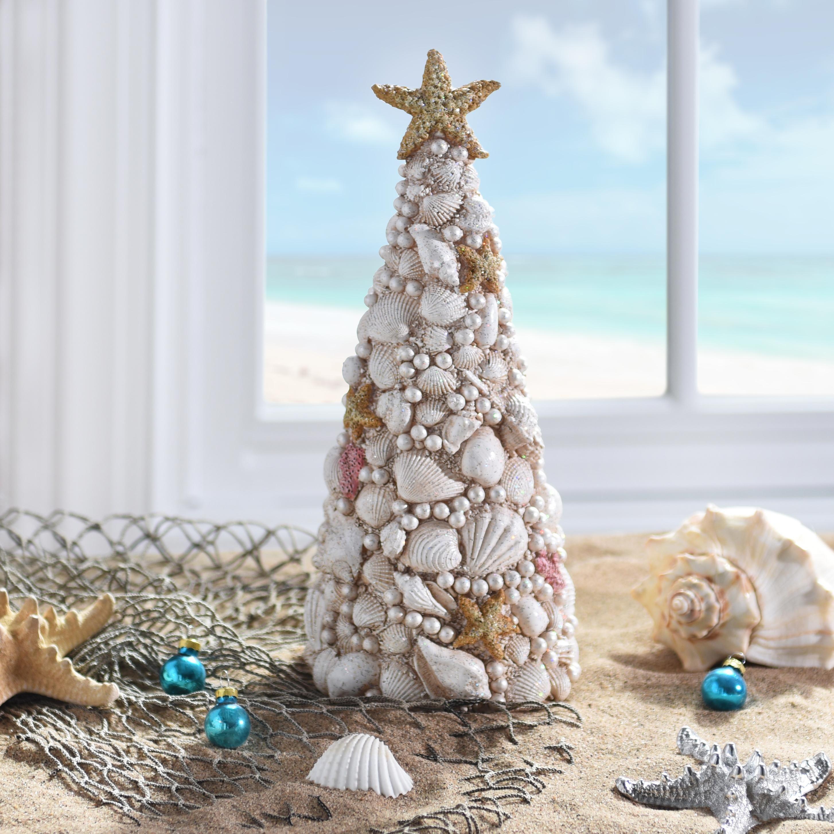 Новогодняя елка из ракушек своими руками. елка из ракушек елка из ракушек